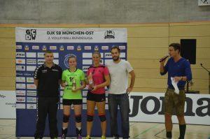 MVP-Wahl: Heinze Christina und Sabrina Karnbaum