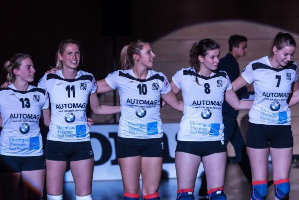 Im Spiel gegen Grimma stehen die Mädels aus München wieder im Fokus - ein Sieg soll her