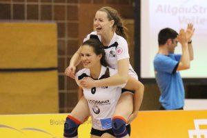 Das dynamische Duo bleibt den Münchnern erhalten - Foto (C) GCDW München